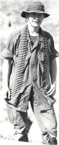 Fall 1971 Gunnery Range